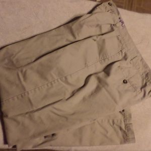Men's cutter & buck pants size 33/30